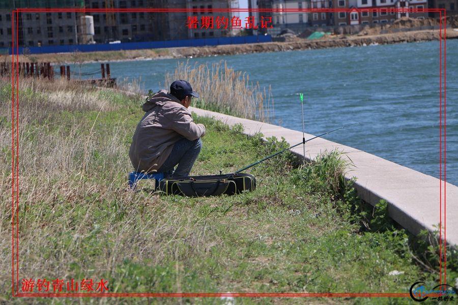 10这几天风太大,吹得人走路都困难;湖边少有人钓鱼;这个第一次来,钓矶竿.jpg