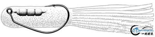 路亚德州钓组软饵挂法、操作手法详细介绍-8.jpg