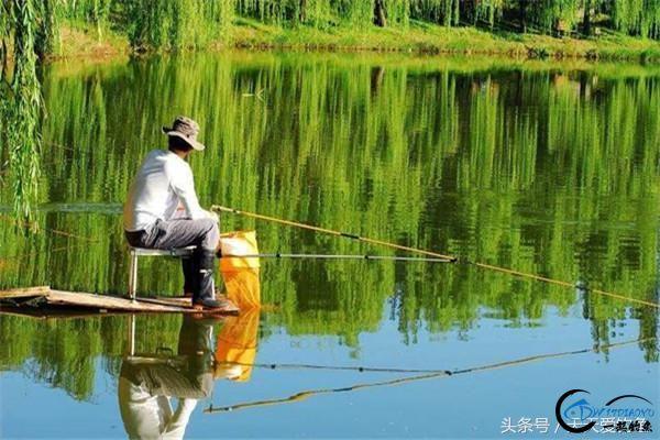 提竿不中鱼,原因在调漂上,钓鱼老手教你正确的调漂技巧-1.jpg