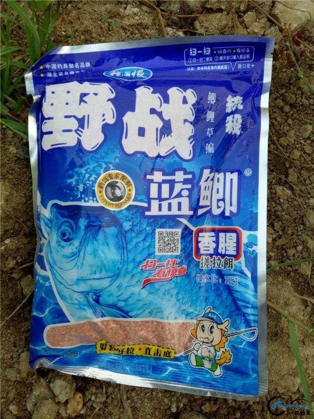 新手这样搭配钓鱼饵料才能通杀鲫鱼、草鱼、鳊鱼、鲤鱼……-2.jpg
