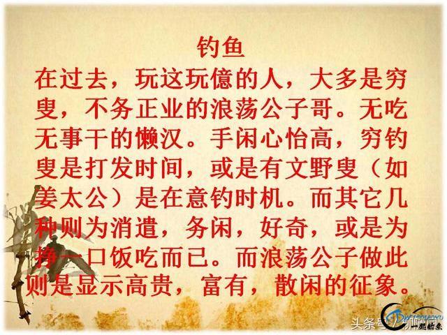 俗语:钓鱼穷三年,玩鸟毁一生;一朝学会狗撵兔,从此踏上不归路-3.jpg