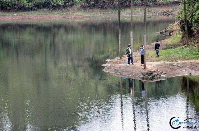 这里还是泥巴路,鱼多没人钓,水库不要钱-7.jpg