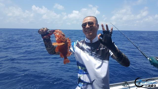 据说现在中国钓鱼人都跑到国外钓鱼了,渔获多的太拉仇恨了-6.jpg