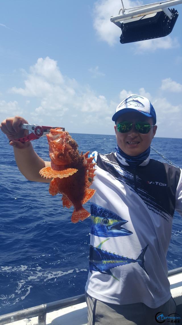 据说现在中国钓鱼人都跑到国外钓鱼了,渔获多的太拉仇恨了-5.jpg