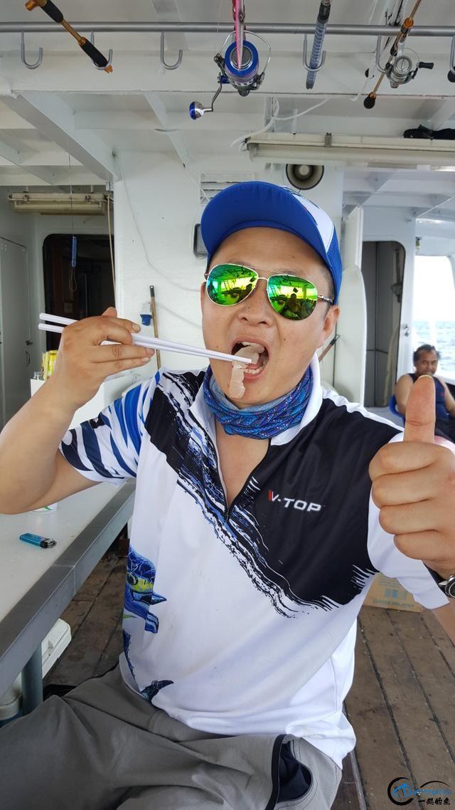 据说现在中国钓鱼人都跑到国外钓鱼了,渔获多的太拉仇恨了-13.jpg