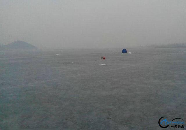 """在北方冰钓""""小公鱼""""要是碰上鱼窝,那杆就根本停不下来-5.jpg"""