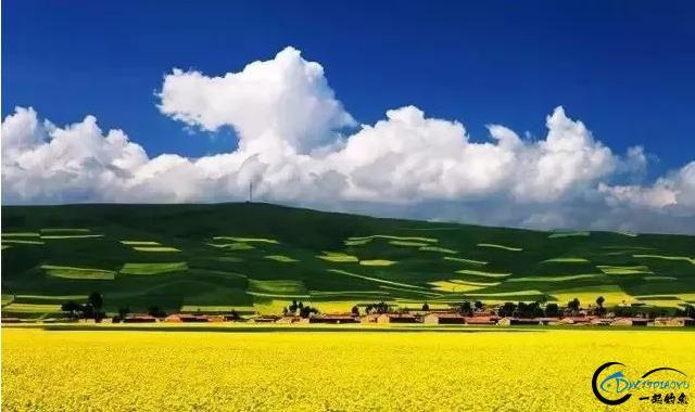 中国最美的夏天,梦境中的香巴拉,中国的小马代,国内都可以看到-6.jpg