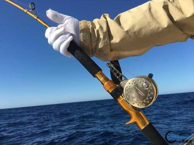 钓到大鱼兴奋的拉出水瞬间惊出一身冷汗,大鱼被吃的仅剩鱼头-6.jpg