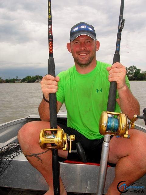 世界最巅峰的湄公河魔鬼鱼挑战赛,中国钓鱼人竟还是一片空白-1.jpg