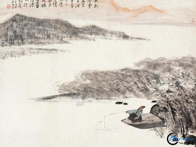 钓鱼人自己的文化,这几幅对联字字珠玑 值得收藏!-2.jpg