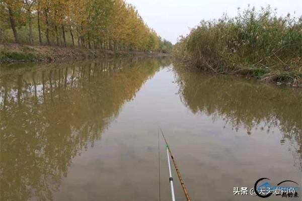 冬季钓鱼,大小水域应该如何选?-5.jpg