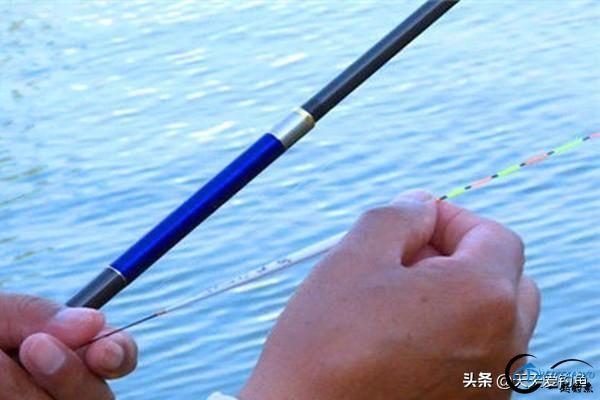 野钓常用的三类调漂方法,钓鱼老手强烈推荐-1.jpg