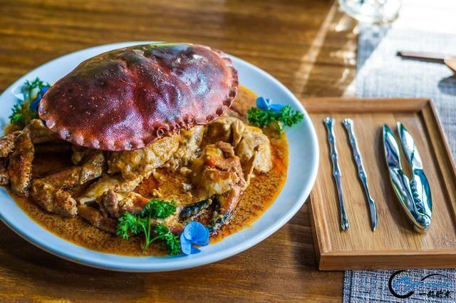 有幸目睹美味面包蟹的捕捞全过程,做成麻辣蟹我能吃一船!-14.jpg
