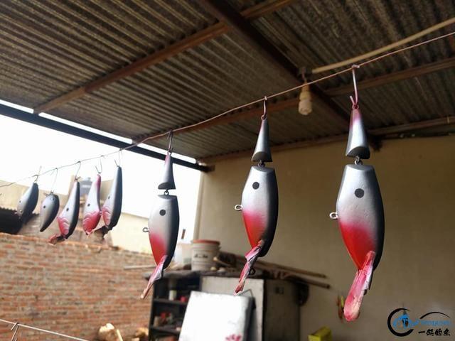 路亚穷三代,逼的大神亲自动手做假饵,这是不给渔具店活路啊-33.jpg