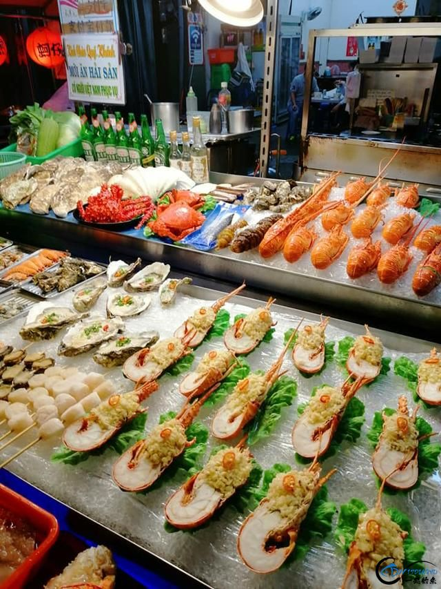 中国钓友组团去越南湄公河剿灭泛滥的罗氏虾,虾大的都成精了-19.jpg