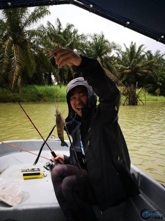 中国钓友湄公河狠狠的教训了一下湄公河泛滥的罗氏虾,真过瘾-1.jpg