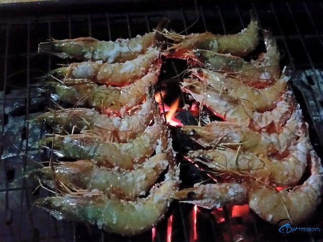 中国钓友湄公河狠狠的教训了一下湄公河泛滥的罗氏虾,真过瘾-24.jpg