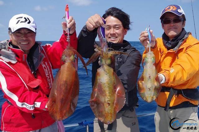 又一波年轻人中了海钓的毒,疯狂海钓鱿鱼和乌贼,渔获太牛了-23.jpg