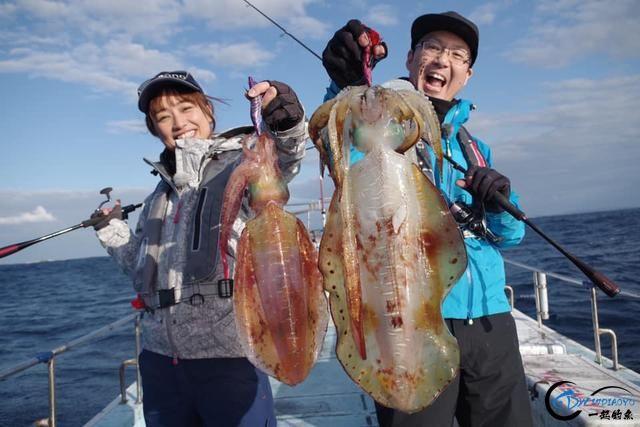 又一波年轻人中了海钓的毒,疯狂海钓鱿鱼和乌贼,渔获太牛了-25.jpg