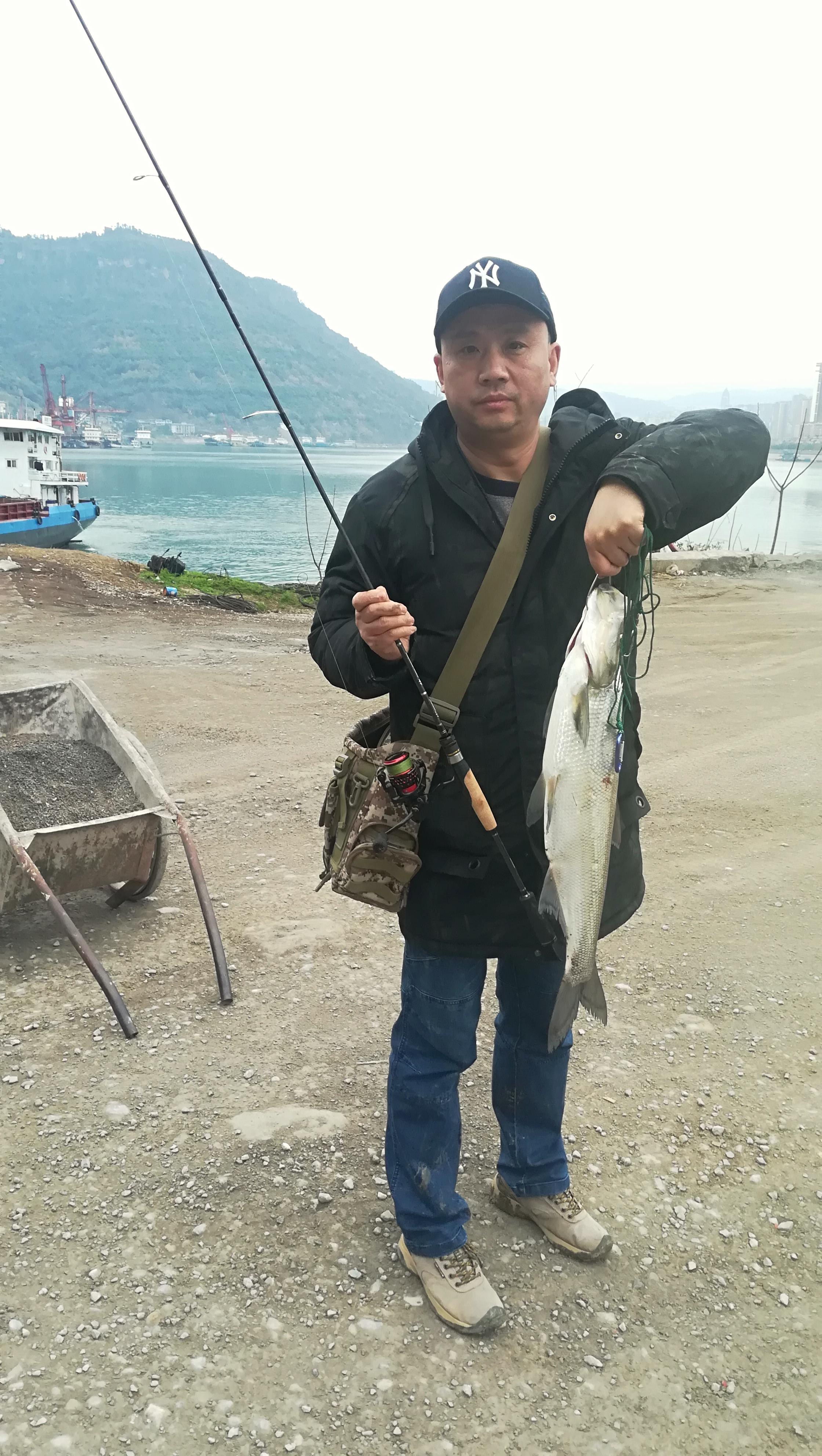 二哥的鱼获