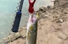 学路亚鱤鱼,第一次上鱼,真刺激。