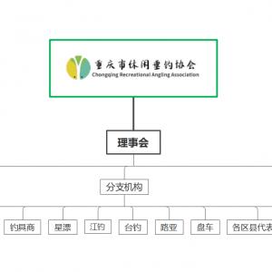 重庆市休闲垂钓协会组织机构